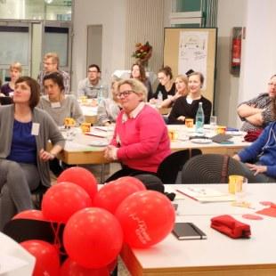 Blick in die Runde (Foto: ArbeiterKind.de)